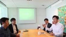 정찬민 용인시장, 네이버·NHN엔터 방문 투자 당부