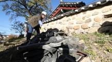 포항지진 엿새 째…주택 등 민간시설 피해 5500곳 넘겨