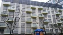 (일생)에너지 절감에 외관까지 만족…아파트 외부 블라인드 시공