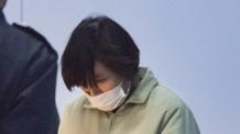 """장시호 """"최순실, EBS 사장 임명에도 개입"""" 또 이모 저격…법정서 울먹"""