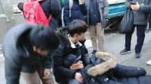 """중학생 세 친구의 선행… """"추위도 녹겠네"""""""