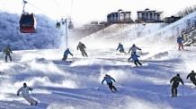 부영그룹 오투리조트 4년만에 스키장 재개장