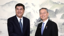 (온1800)[헤럴드포토]백운규 산업부 장관, 중국 국가에너지국장 면담