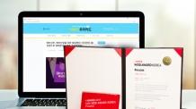 우리카드 '2017 웹어워드 코리아' 최우수상 수상