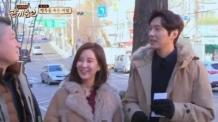 """서현 """"지현우 너무 좋은 선배님"""""""