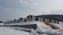 에스와이패널, 평창올림픽 선수지원단 숙소 준공