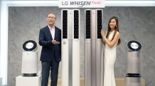 """송대현 LG전자 사장, """"올해 인공지능 에어콘 판매 20% 늘 것"""""""