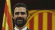 카탈루냐 자치의회, '분리독립파' 토렌트 의장 선출