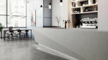 22일<신제품·신기술>LG하우시스, 노출콘크리드 디자인 인조대리석 출시
