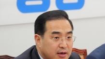 """박홍근 """"MB측 고소는 물타기, 궁지 몰려 사정 급한 듯"""""""