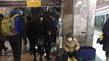 온10시[지하철역 잡상인과의 전쟁①]소음ㆍ냄새 민원 속출해도 과태료 부과 않는 운영사