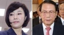 [속보] '블랙리스트' 2심서 김기춘 징역 4년·조윤선 징역 2년