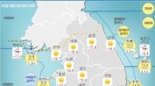 [날씨&라이프]전국적 한파특보…강한 바람에 체감 온도 '뚝'