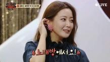 """김희선 """"남편,키스하고 셔츠 찢더라"""""""