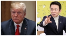 트럼프 '창' vs 남경필 '방패'..트리플 쓰나미 방어전략 공개