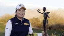 '부활한 골프여제'… 박인비, 1년여만에 '19번째 LPGA 우승컵'