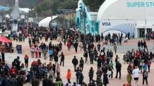 패럴림픽 기간에도 관광객 140만명 방문