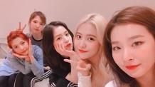 """'평양공연단 유일 아이돌' 레드벨벳 """"기대되는 만큼 열심히 준비할 것"""""""