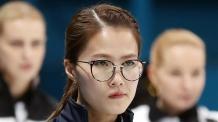 [올림픽] 오늘도 무표정한 안경선배<YONHAP NO-3969>