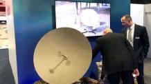 [생생코스닥] 인텔리안테크, 운반형 위성통신 안테나 美 최대 위성 전시회서 첫 선