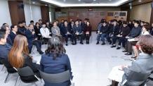 이재정, 용인교육지원청 전문적 학습공동체 참여