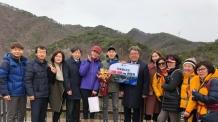 원주 소금산 출렁다리 개장 70일만에 방문객 50만명 돌파