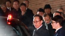 구속 이틀째 MB…구치소 독방 안에서 보내는 첫 주말