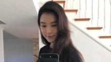 가희 임신 25주차 '아름다운 D라인'