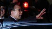 '111억 뇌물수수' 이명박, 5월 3일 첫 재판
