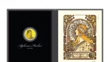 조폐공사, 알폰스 무하 '조디악' 아트 메달 출시…명화시리즈 세번째, 23일부터 선착순 판매