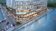 한화건설, 여수 바다 앞 상가 '여수 웅천 디 아일랜드 스퀘어' 이번 주 분양 돌입