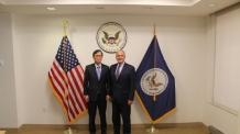 미국 방문 정재훈 한수원 사장, 원전수출ㆍ해체분야 협력키로