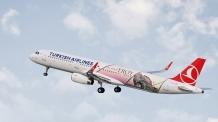 터키항공, '트로이' 테마 항공기 운항