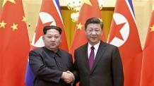 """日닛케이 """"김정은, 시진핑에 '6자회... <YONHAP NO-4712 번역> (AP)"""