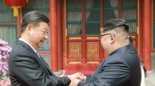 (온 11:40) '방파제 무너질라' 급해진 中… 5월 방북 의지 전달 왜?