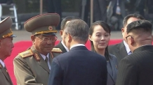 北 김여정, 김정은 위원장 지근거리서 '그림자 동행'한 이유