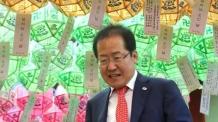 """홍준표 """"드루킹, 文 대통령의 인지 여부도 특검에서 조사"""""""