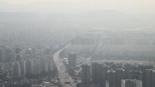 """[날씨] 24일 중국發 짙은 황사 """"마스크 챙기세요"""""""
