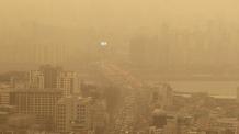 중국발 황사 영향…오늘 전국에 미세먼지 공습