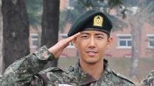 """벌써?…군복무 중인 광희 """"제대 6개월 남았어요"""""""