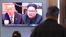 [속보]트럼프 '6·12 싱가포르 회담' 전격 취소… 김정은에 공개서한