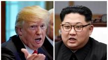 """정동영 """"트럼프, 동맹국에 예의 없는 행동 한 것"""" 비판"""