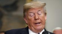 """트럼프, 北담화에 """"따뜻하고 생산적인 北 담화…아주 좋은 뉴스"""""""