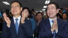 분주한 지원유세 속, 홀로 조용한 한국당