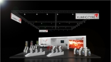 금호타이어, 獨 '쾰른 타이어 전시회' 통해 유럽시장 공략