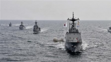 해군 훈련사진
