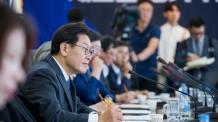 이재명 경기도지사직 인수위 1차회의..누가 참석했나