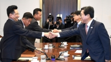 남북, 내달 평양서 통일농구경기…아시안게임 단일팀 합의(종합)