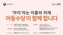 용산구, 2018년 아동수당 사전 신청 접수