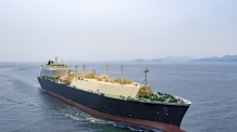 대우조선해양, 세계 최초 완전재액화시스템 적용 LNG운반선 건조 성공